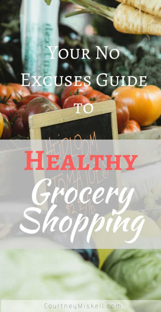 Your healthy grocery shopping guide